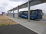 リムジンバス・路線バス乗り場