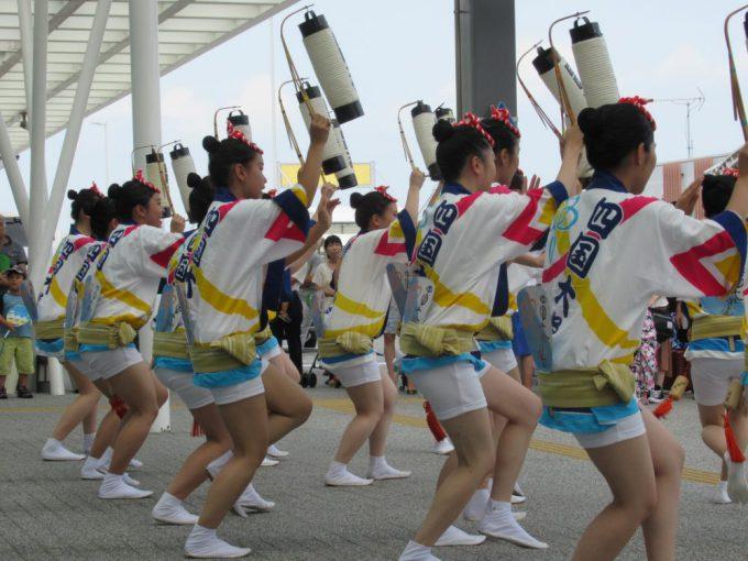 8/11~8/15 歓迎阿波おどりを開催致しました! | 徳島阿波おどり空港